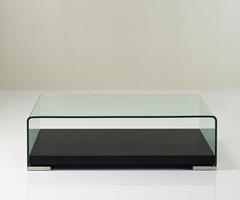 J & M Furniture Modern Coffee Table 159A