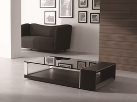 J & M Furniture Modern Coffee Table 883