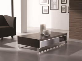J & M Furniture Modern Coffee Table 888