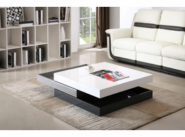 J & M Furniture Modern Coffee Table CW01