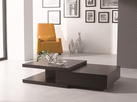 J & M Furniture Modern Coffee Table HK 19