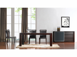 J & M Furniture Modern Dining Furniture