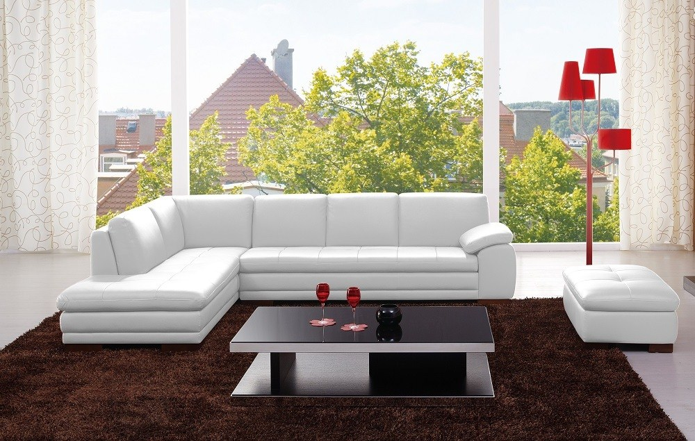 J m furniture orlando leather sectional set for J m furniture soho living room collection