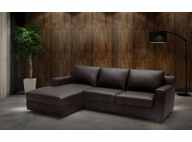 Sectional Sofa With Sleeper J & M Furniture Taylor in Right Hand Facing Chaise