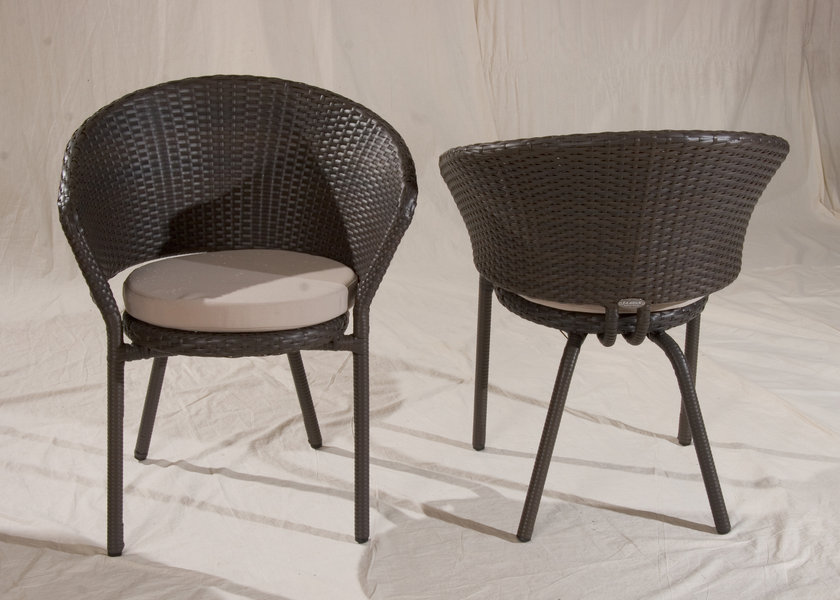 Jaavan Outdoor Bistro Chair