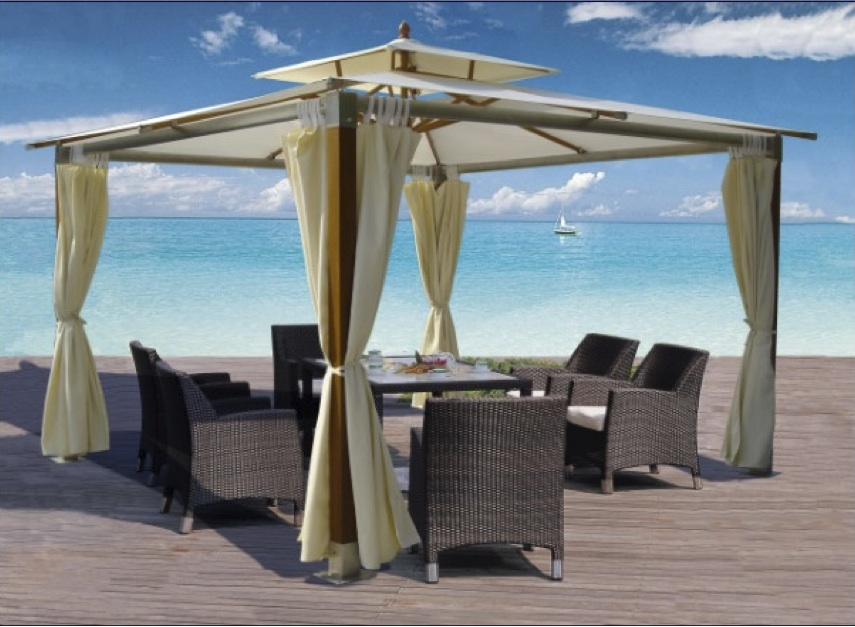 Jaavan Outdoor Commercial Grade Gazebo