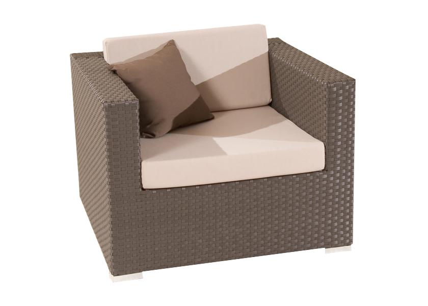 Jaavan Outdoor Fidji Single Sofa