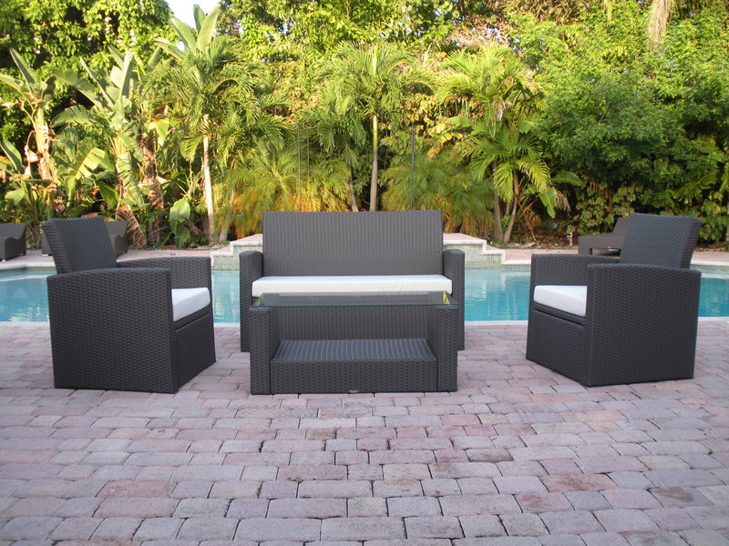 Jaavan Outdoor Ibbiza Coffee Table