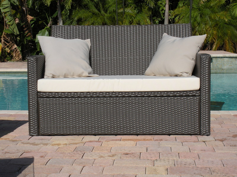 Jaavan Outdoor Ibbiza Double Sofa