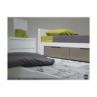 Jack & Jill Trundle Bed