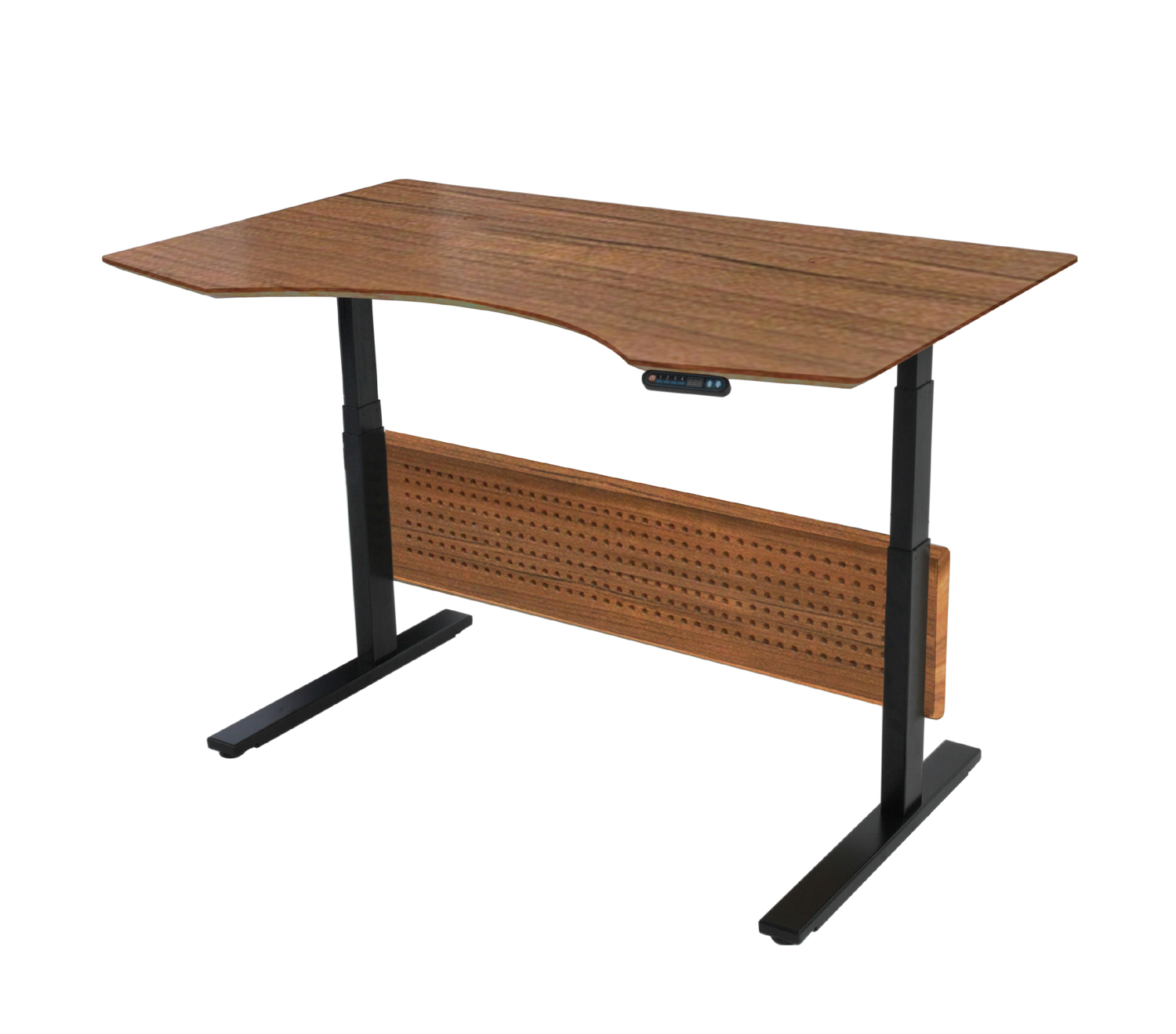 Jesper Executive Sit To Stand Electric Height Adjustable ...