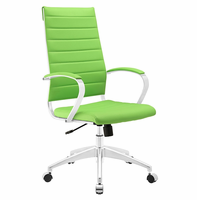Jive Highback Office Chair, Bright Green [FREE SHIPPING]