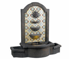 Kenroy Cascada Outdoor Floor Fountain - Free Delivery
