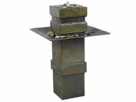 Kenroy Cubist Floor Fountain - Free Delivery