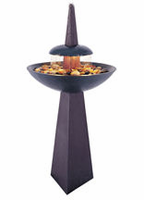 Kenroy Equinox Floor Fountain - Free Delivery