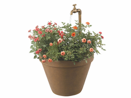 Kenroy Full Bloom Outdoor Fountain - Free Delivery
