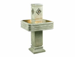 Kenroy Garden Star Floor Fountain - Free Delivery