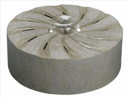Kenroy Millstone Floor Fountain - Free Delivery