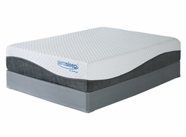 Mygel Hybrid 1300 - M82741 - King Mattress - White