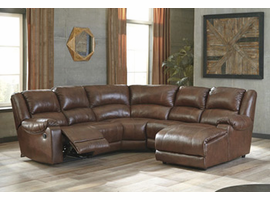 Ashley Furniture LAF Zero Wall Recliner, Canyon