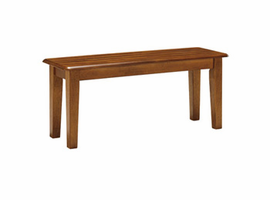 Berringer - D199-00 - Large Dining Room Bench - Rustic Brown
