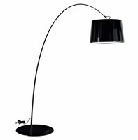 Liberty Floor Lamp, Black [FREE SHIPPING]