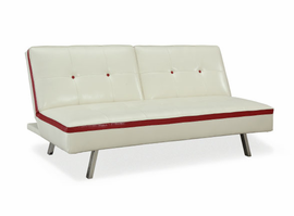 Lifestyle Solutions Costa Mesa Sleep Sofa Convertible
