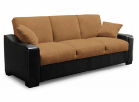 Lifestyle Solutions Tiana Sleep Sofa Convertible