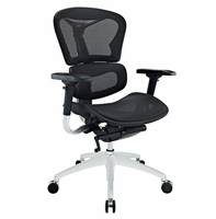 Lift Mid Back Office Chair, Black [FREE SHIPPING]
