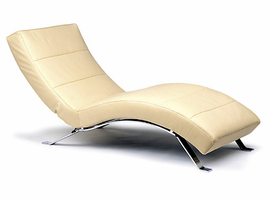 Lind 900 Recliner Armless Long Chaise