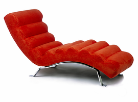 Lind 902  Recliner Armless Long Chaise