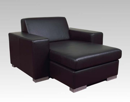 Lind 907 Long Chaise