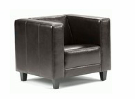 Lind 942 Leather Chair