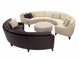Lind 948 Armless Sofa