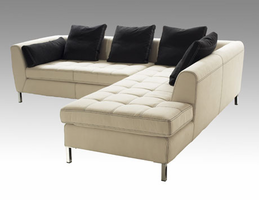 Lind 972 Arm Long Chaise