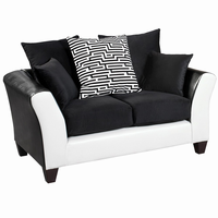 Flash Furniture Living Room Loveseats