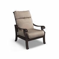 Ashley Furniture Lounge Chair with Cushion (1/CN), Brown