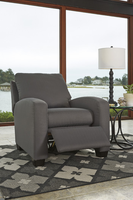 Ashley Furniture Low Leg Recliner, Gray