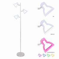 LumiSource 2D Floor Lamp