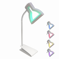 LumiSource 2D Table Lamp
