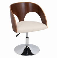LumiSource Ava Height Adjustable Chair with Swivel