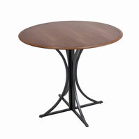 LumiSource Boro Dining Contemporary Table