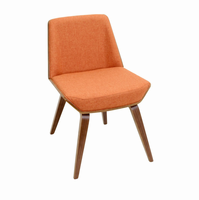 LumiSource Corazza Mid-century Modern Counter Chair