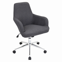 LumiSource Degree Height Adjustable Office Chair with Swivel