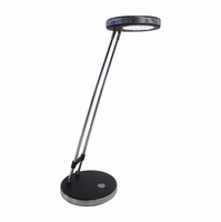 LumiSource Fold Contemporary Desk Led Lamp in Black