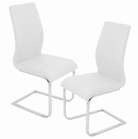 LumiSource Foster Dining Contemporary Chair - Set Of 2