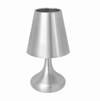 LumiSource Genie Contemporary Desk Touch Lamp