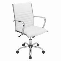 LumiSource Master Height Adjustable Office Chair with Swivel