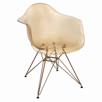 LumiSource Neo Flair Mid-Century Modern Chairs