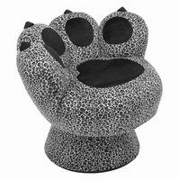LumiSource Paw Chair